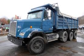 1989 Freightliner FL112 Tri Axle Dump Truck For Sale By Arthur ...