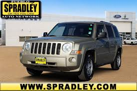 2010 Jeep Patriot For Sale Nationwide - Autotrader