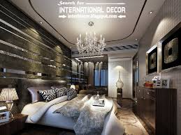 Contemporary Luxury Bedroom Decorating Ideas Designs Furniture 2015 False Ceiling