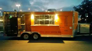 BBQ Concession Trailer For Sale - Tampa Bay Food Trucks