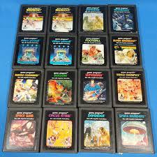 Halloween Atari 2600 Reproduction by Atari 2600 Computer System Game Cartridges Lot Breakout