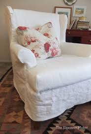 Linen Slipcovers | The Slipcover Maker Duval Wing Back Chair Beige Thrift Store Wingback Chair Linen Offeverydayclub Traditional Slipcover In Washed Linenlocal Clients Onlywing Ruffled Slipcoverwashed Linen Slipcoveryour How To Make Arm Slipcovers For Less Than 30 Howtos Diy Wingback Paris Tips Design Elegant Johnbaptistonline Summer Ottoman Upholstery Finn Slipcovered Swivel Armchair Sausalito Fniture Comfortable For Inspiring Tan Wingbacks By Shelley