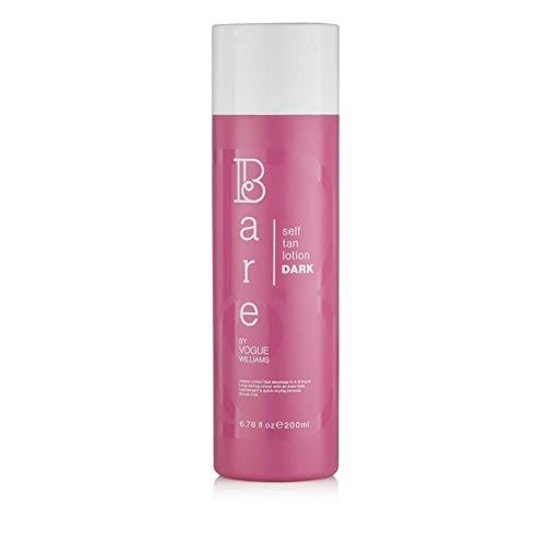 Bare By Vogue Self Tan Lotion - Dark