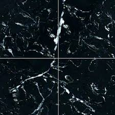 Black And White Marble Tile Texture Seamless