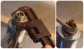 Moen Kitchen Faucet Leaking At Base by Replacing A Moen 1225 Kitchen Faucet Cartridge Let U0027s Tap That