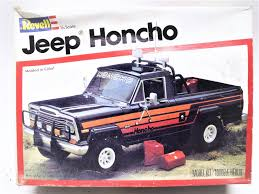VINTAGE: 1:25 SCALE Revell Jeep Honcho Pick-Up Truck Model Kit #7313 ... 2005 Jeep Tj Rubicon 57l Truck Hemi 545rfe Ca Emissions Legal Kit Mpc Jeep Commando Mountn Goat 125 Scale Model Car Truck Kit New Wrangler Pickup Cversion Exceeds Mopars Sales Expectations Making Your Own Survival Camper Adventure Carchet Universal Winch Wireless Remote Control 12v 50ft For Omurtlak76 Puts 5499 Price Tag On Jk8 For 4x4 Honcho Original 7313 Revell Opened Kits Zone Offroad 412 Suspension System J29n