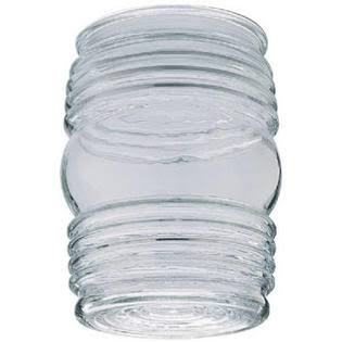"Westinghouse Jelly Jar Glass Fitter - 3-3/4"" x 3-1/4"""