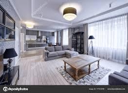 100 Modern Design Interior Living Room Luxury Apartment Gray