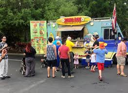 Food Truck Franchise - Steps To Kona Dog Food Truck Ownership