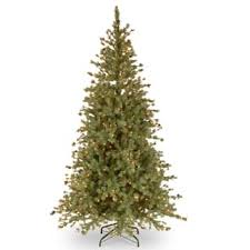 Pre Lit Flocked Christmas Tree by Christmas Tree Seasonal Decor For Less Overstock Com