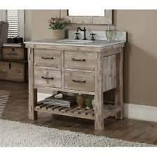 Ebay 48 Bathroom Vanity by Rustic Style Quartz White Marble Top 48 Inch Bathroom Vanity With