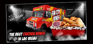 100 Vegas Food Trucks Best Chicken Wings Truck In Las Sin City Wings