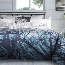 Blue Tie Dye Bedding by Home Republic Blueridge Bedding Collection Capturing An Early
