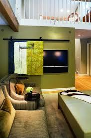 how to hide a tv fernseher verstecken wohnzimmer