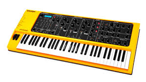 Studio Logic Sledge Synthesizer Transparent Image