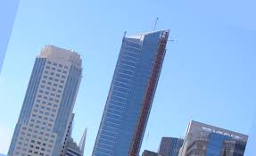 100 Millenium Towers Nyc San Franciscos 58story Leaning Tower Is Sinking Fast Boing Boing
