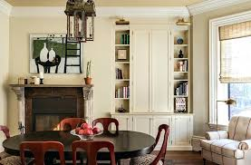 Dining Room Colors With Wood Trim Dark Traditional