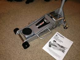 Northern Tool 3 Ton Floor Jack by Unboxing Powerzone 380044 3 Ton Alum And Steel Garage Jack Made By