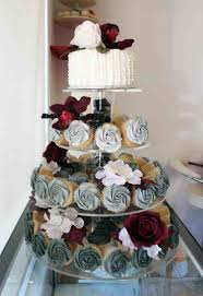Cakes To Taste Cake Succulent Wedding Cupcakes Semi Naked Auckland