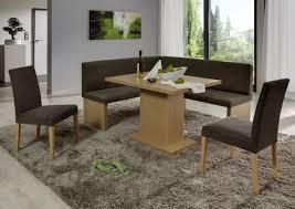 eckbankgruppe buche natur dekor bzw buche naturfarbig massiv eckbank 2 stühle und säulentisch bezug beige grau variabel aufbaubar