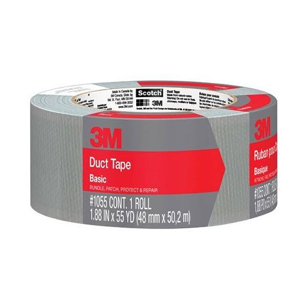 "3M Utility Duct Tape - 1.88"" x 55 Yards"