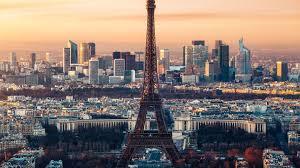 City Of Paris Frankreich
