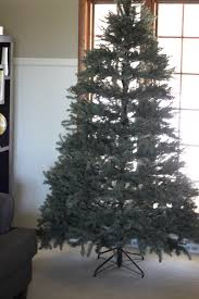 6ft Artificial Christmas Tree With Lights by 6ft Frosted Christmas Tree Christmas Lights Decoration