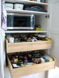 Pantry Cabinet Ikea Hack by Garde Manger Ikea Cabinet Microwave Drawer Customized Kitchen