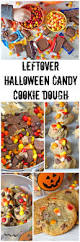 Halloween Candy Dishes by Leftover Halloween Candy Cookie Dough The Bakermama
