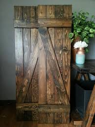 Z Bar Rustic Wood Shutters - 60 Wooden Shutters - Barnwood Style ... Top 10 Interior Window Shutter 2017 Ward Log Homes Decorative Mirror With Sliding Barn Style Wood Rustic Shutters Best 25 Barnwood Doors Ideas On Pinterest Barn 2 Reclaimed 14 X 37 Whitewashed 5500 Via Rustic Gallery Wall Fixer Upper Door Modern Small Country Cottage With Wooden In The Kapandate Eifler Entry Gate Porter Remodelaholic Build From Pallets Rustic Wood Wall Decor Roselawnlutheran Flower Sign Xl Distressed