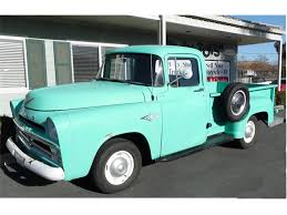 100 57 Dodge Truck 19 D100 For Sale ClassicCarscom CC1049880