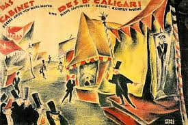 Cabinet Of Dr Caligari 1962 by Movie Posters Das Cabinet Des Dr Caligari 1920