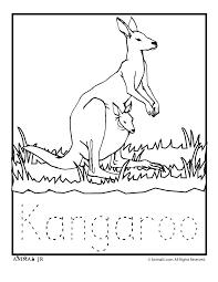 Australia Coloring Pages 60