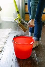 how to make floor cleaner vinegar based live simply