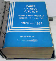 1979-1984 GMC Chevrolet Truck Parts Book 10-35 Pickup Blazer Jimmy ... All Of 7387 Chevy And Gmc Special Edition Pickup Trucks Part I Gmc General Truck Parts Elegant 1984 Stock D L Fuel Turbo Traction Subaru Brat Sierra 84gm8376c Desert Valley Auto How About Some Pics 6066 Page 78 The 1947 Present 1500 2wd Regular Cab For Sale Near Las Vegas Nevada Questions Wont Start Cargurus Xtreme Diesel Performance Xdp Chevrolet Book Medium Duty Steel Tilt W7r042 Transmission Best Image Kusaboshicom