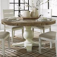 Faszinierend Antique White And Brown Dining Set Decorating Garden