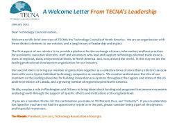 Tecna new and renewing 2013 member handbook