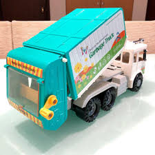 100 Garbage Truck Video Youtube Babies Kids Toys Walkers On Carousell