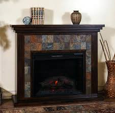 Decorating With Electric Fireplaces Rustic Style Home Ideas Easy Fireplace Mantels