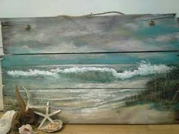 Explore Shabby Chic Beach Seascape Paintings And More