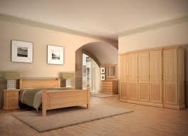 schlafzimmer set duett doppelbett kleiderschrank 2 nachtkonsolen pinie massiv