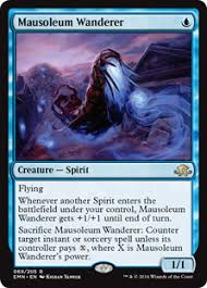 mtg merfolk deck legacy how to assemble your spirit squad magic the gathering