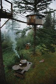 100 Tree Houses With Hot Tubs I Must Not Fear Off Grid Inspiration House And Wood
