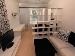 schönes bett im wohnzimmer ideen schlafzimmer kombiniert mit