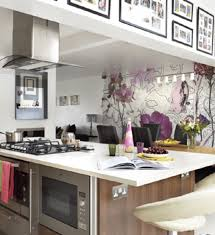 35 Images Modern Kitchen Wallpaper With Design And Ideas For Your Home