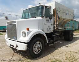 1988 Volvo White GMC WCS Fertilizer Tender Truck | Item DA27... Welcome To Worthey Truck Sales Inc 2005 Caterpillar 740 Articulated For Sale Fabick Cat 2017 Ford F150 Raptor In Springfield Mo Stock P5055 Used 2016 Freightliner Evolution Tandem Axle Sleeper For Sale Used Semi Trucks Trailers For Sale Tractor Mo Snplow Trucks Have A Hard Short Life Medium Duty Work Info Offroad Accsorieshigher Standard Off Road 9424 In On Buyllsearch Trailers In Springfield