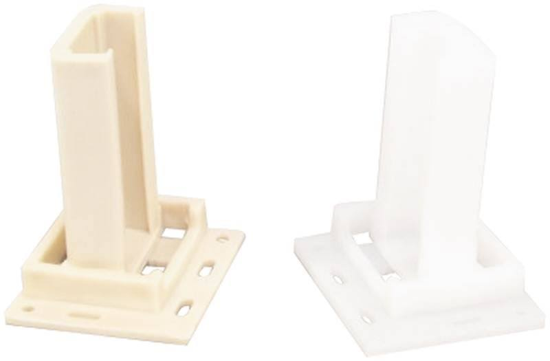 US Hardware RV Drawer Back Bracket - 1pk