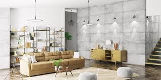 beton fliesen platten natur weiß als wandverkleidung fassade duschwand küchenrückwand möbel 1 20 x 0 60 m 1 44 m pro pack