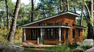 100 Contemporary Cabin Plans Chalet House Inspirational Modern Mountain S