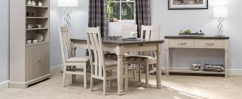 Painted Dining Tables Chairs